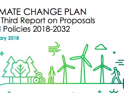 Scottish Government Climate Change Plan