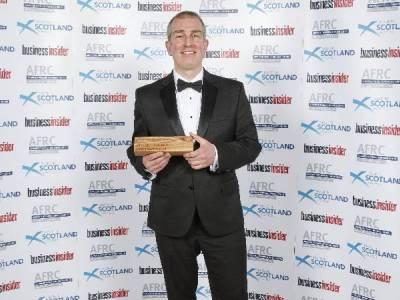 Heriot-Watt partner named Inventor of the Year