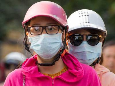 Doubt cast over face mask benefit